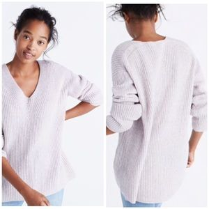 Madewell Merino Wool Woodside Pullover Sweater